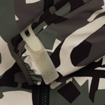 Мужская куртка Dupe Acid Tech 3L Hooded Shell Ultraflage/Ultras Dupe Print фото- 3