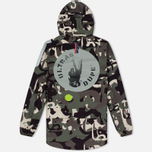 Мужская куртка Dupe Acid Tech 3L Hooded Shell Ultraflage/Ultras Dupe Print фото- 5