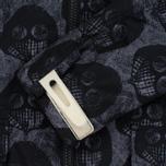 Мужская куртка Dupe Miglia Uno 3L Stowe Hooded Shell Milo Walsh Black/Black Cross Print фото- 4