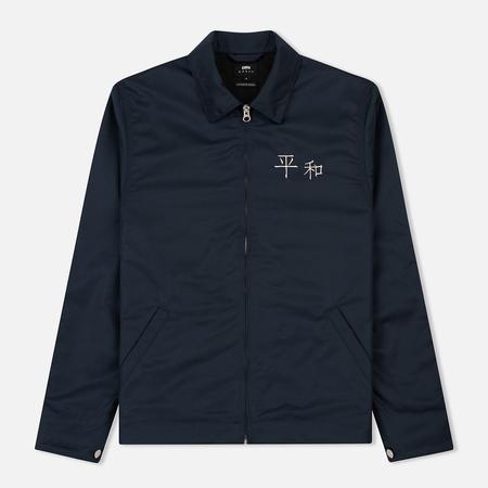 Мужская куртка Edwin Capitol Japanese Satin Navy