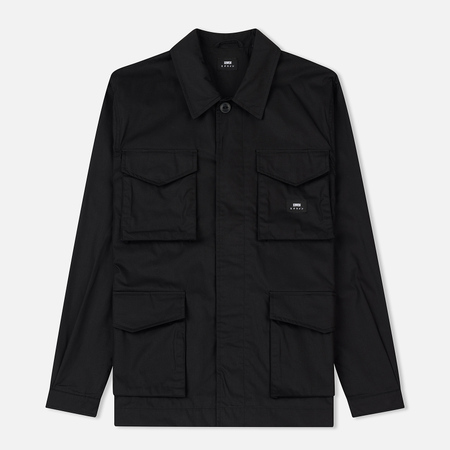 Мужская куртка Edwin Corporal Poly Сotton Сoated Black