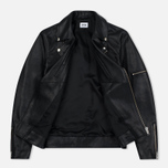 Мужская куртка Edwin Rider Cow Leather Black Garment Washed фото- 2