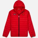 Мужская куртка Ellesse Lombardy Padded Flame Scarlet фото- 0