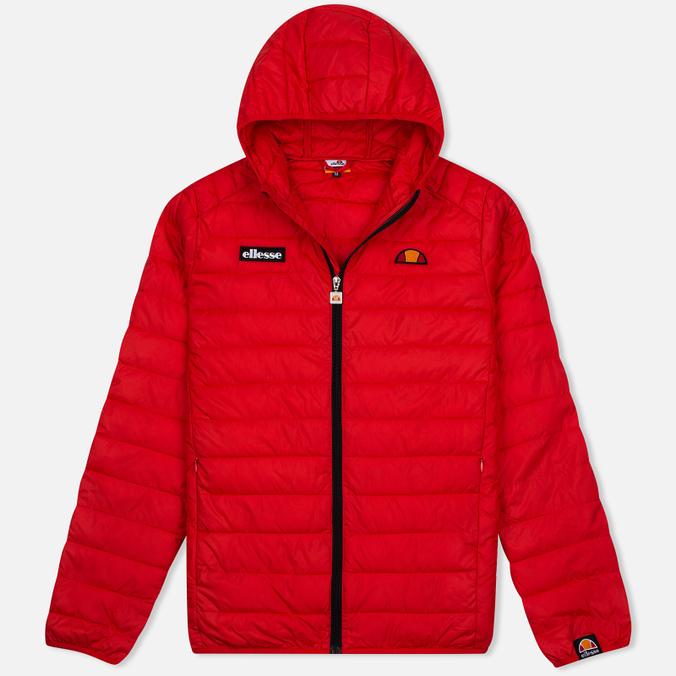 Мужская куртка Ellesse Lombardy Padded Flame Scarlet