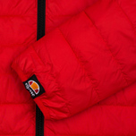Мужская куртка Ellesse Lombardy Padded Flame Scarlet фото- 5