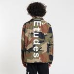 Мужская куртка Etudes League Etudes Camo фото- 5