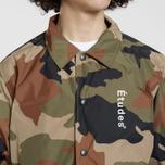 Мужская куртка Etudes League Etudes Camo фото- 4