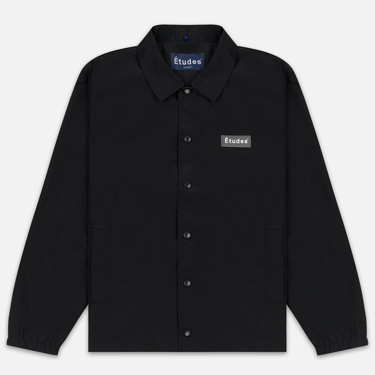 Мужская куртка Etudes League Patch Black