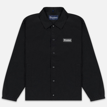 Мужская куртка Etudes League Patch Black фото- 0