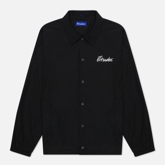 Мужская куртка Etudes League Signature Black