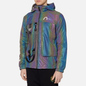 Мужская куртка Evisu Evisukuro Glitched Seagull Packable Windbreaker Black фото - 3