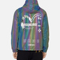 Мужская куртка Evisu Evisukuro Glitched Seagull Packable Windbreaker Black фото - 4