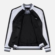 Мужская куртка Evisu Evisukuro Studded Sleeve Souvenir Black фото- 1