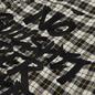 Мужская куртка Evisu Graffiti Oversize Padded Flannel Shirket Ecru фото - 2