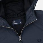 Мужская куртка Fred Perry Austin Hooded Zip Through Midnight Blue фото- 1