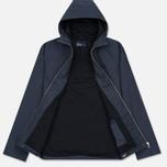 Мужская куртка Fred Perry Austin Hooded Zip Through Midnight Blue фото- 2