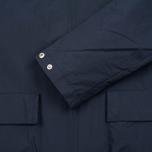 Мужская куртка Fred Perry Austin Hooded Zip Through Midnight Blue фото- 3