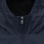 Мужская куртка Fred Perry Austin Hooded Zip Through Midnight Blue фото- 4