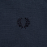 Мужская куртка Fred Perry Austin Hooded Zip Through Midnight Blue фото- 6