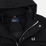Мужская куртка Fred Perry Quilted Stockport Black фото- 1
