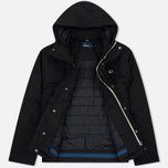 Мужская куртка Fred Perry Quilted Stockport Black фото- 2