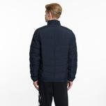 Мужская куртка Gant The Cloud Navy фото- 8