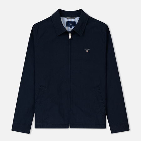 Мужская куртка Gant The Windcheater Navy