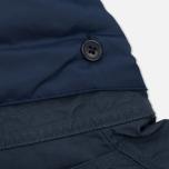Мужская куртка Garbstore Huntsman Coat Navy фото- 5