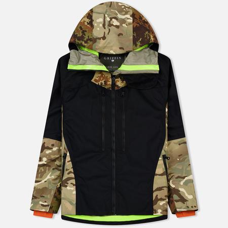 Мужская куртка Griffin Climbing Сamouflage/Black