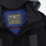 Мужская куртка Griffin Open Sides Technical Bareskin Black фото- 1