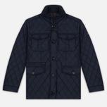 Мужская куртка Hackett Holborn Navy фото- 0