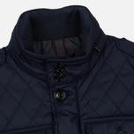 Мужская куртка Hackett Holborn Navy фото- 2