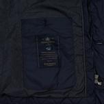 Мужская куртка Hackett Holborn Navy фото- 4