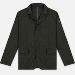 Мужская куртка Hackett Kinloch Blazer Fit Green фото- 0