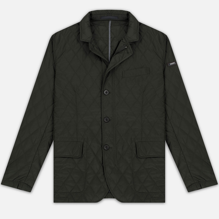 Мужская куртка Hackett Kinloch Blazer Fit Green