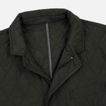 Мужская куртка Hackett Kinloch Blazer Fit Green фото- 2