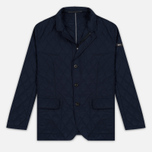 Мужская куртка Hackett Kinloch Blazer Fit Navy фото- 0