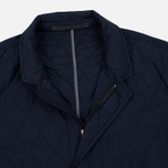Мужская куртка Hackett Kinloch Blazer Fit Navy фото- 2