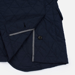 Мужская куртка Hackett Kinloch Blazer Fit Navy фото- 8