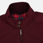 Baracuta G9 Classic Men's Harrington Burgundy photo- 2