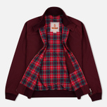 Baracuta G9 Classic Men's Harrington Burgundy photo- 1