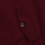 Baracuta G9 Classic Men's Harrington Burgundy photo- 5