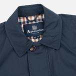 Мужская куртка харрингтон Aquascutum Darwen Navy фото- 2