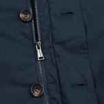 Мужская куртка харрингтон Aquascutum Darwen Navy фото- 3