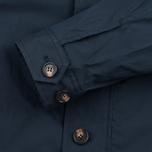 Мужская куртка харрингтон Aquascutum Darwen Navy фото- 6