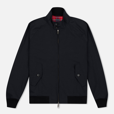 Baracuta G9 Classic Men's Harrington Jacket Black