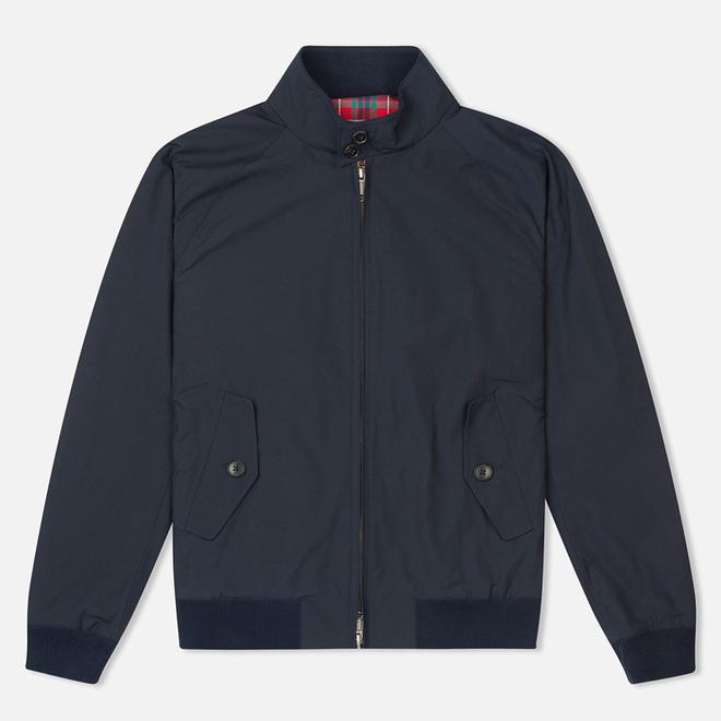 Мужская куртка харрингтон Baracuta G9 Classic Marine