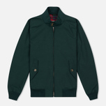 Мужская куртка харрингтон Baracuta G9 Modern Classic Racing Green фото- 0