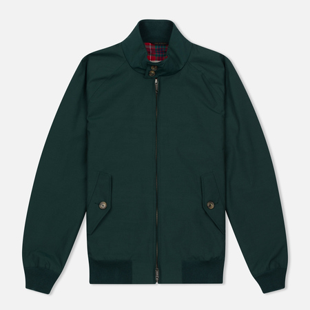 Мужская куртка харрингтон Baracuta G9 Modern Classic Racing Green