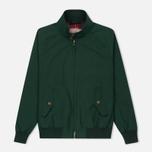 Мужская куртка харрингтон Baracuta G9 Original Racing Green фото- 0
